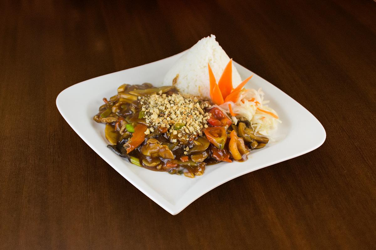 Moc Quan Restaurant - ukázka z menu